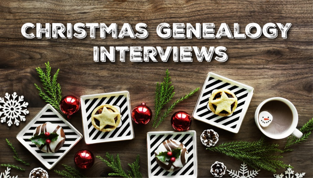 BillionGraves, Christmas, interview, FamilySearch, BillionGraves