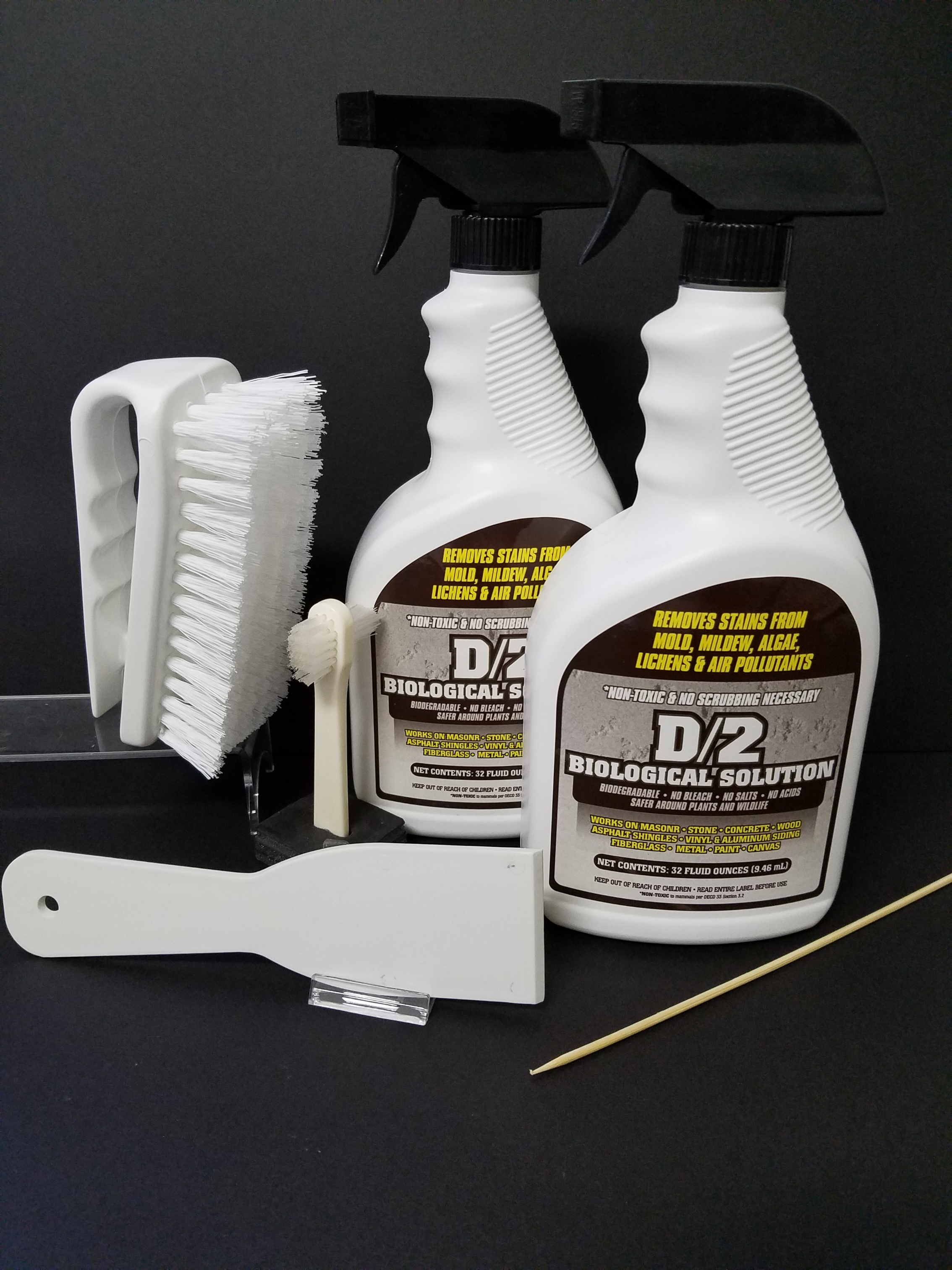 BillionGraves Headstone Cleaning Kit Large