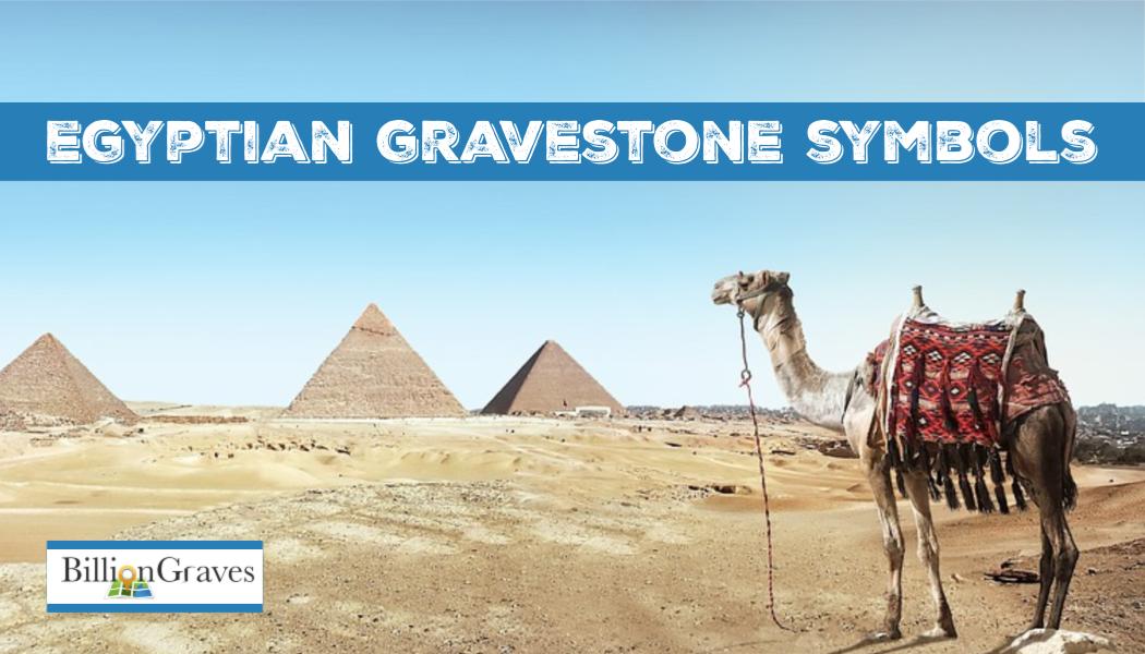 BillionGraves, Egypt, gravestone, tomb, pyramid, ancestors, symbols, gravestone symbols, cemetery symbols, BillionGraves
